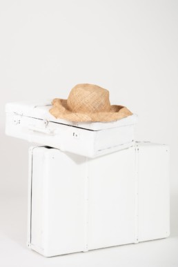 Chapeau rafia naturel