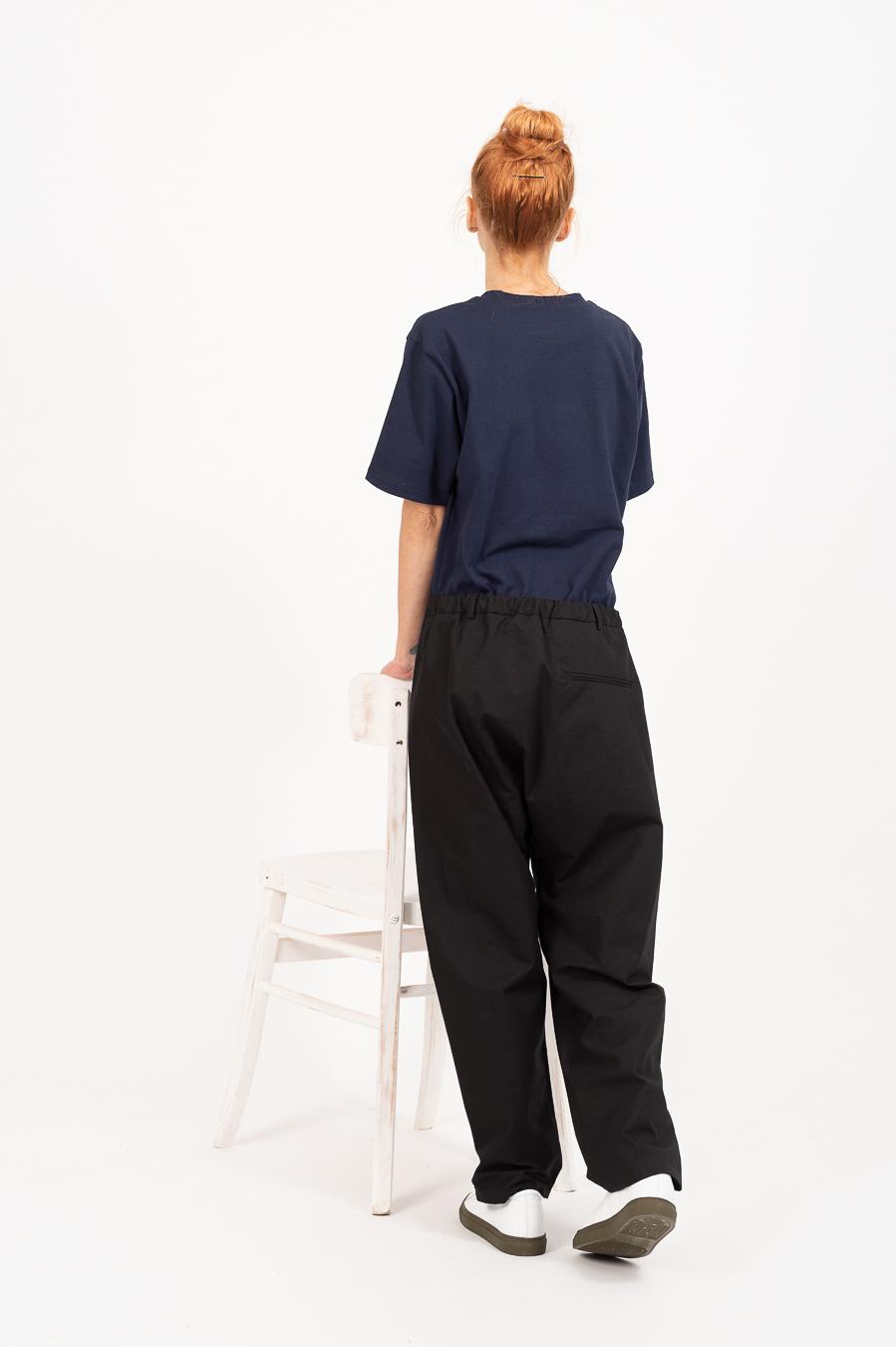 pantalon apuntob mixte noir