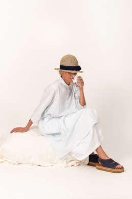 manuelle guibal robe chemise